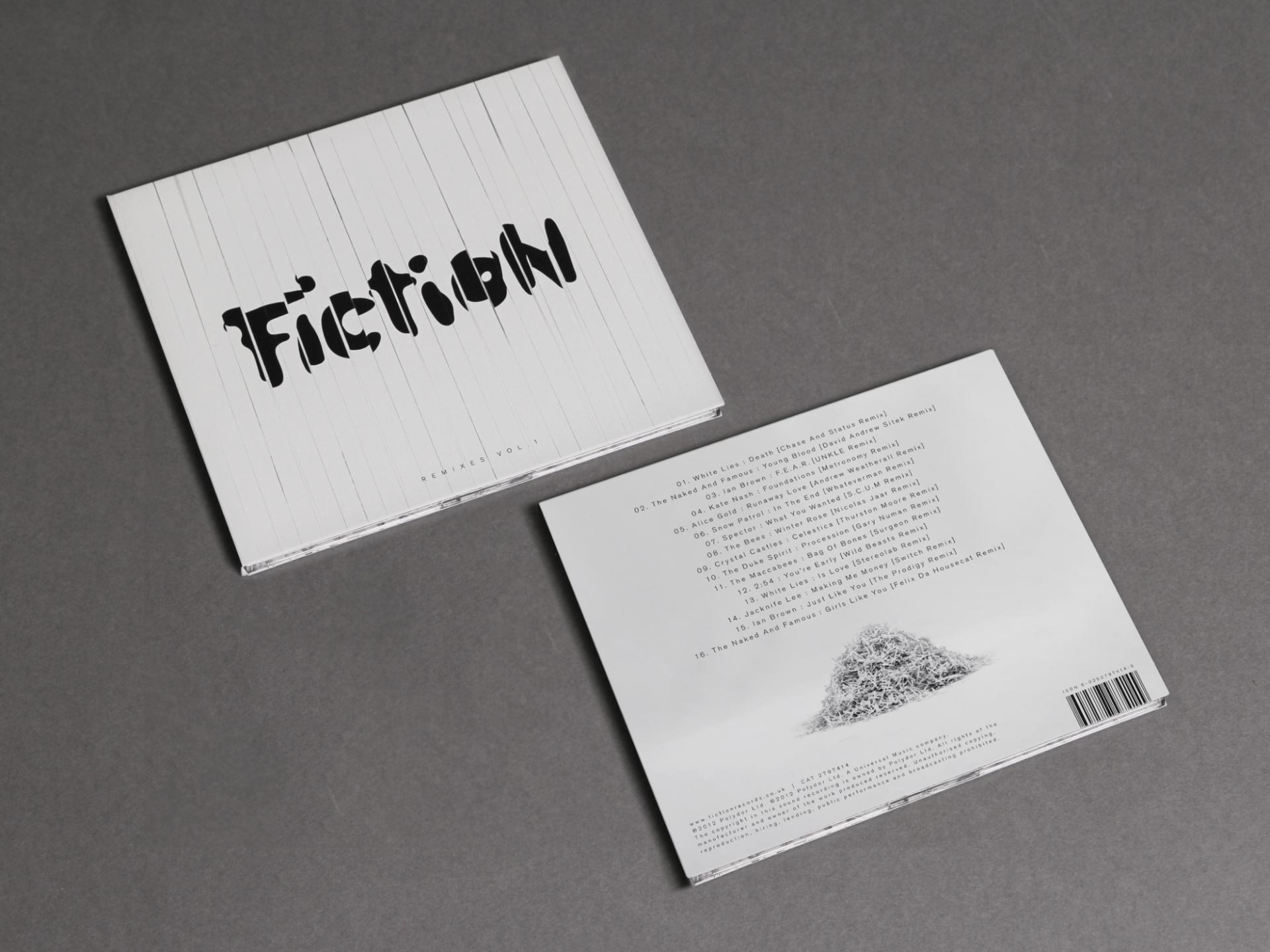 Patrick Fry Studio Fiction Remixes