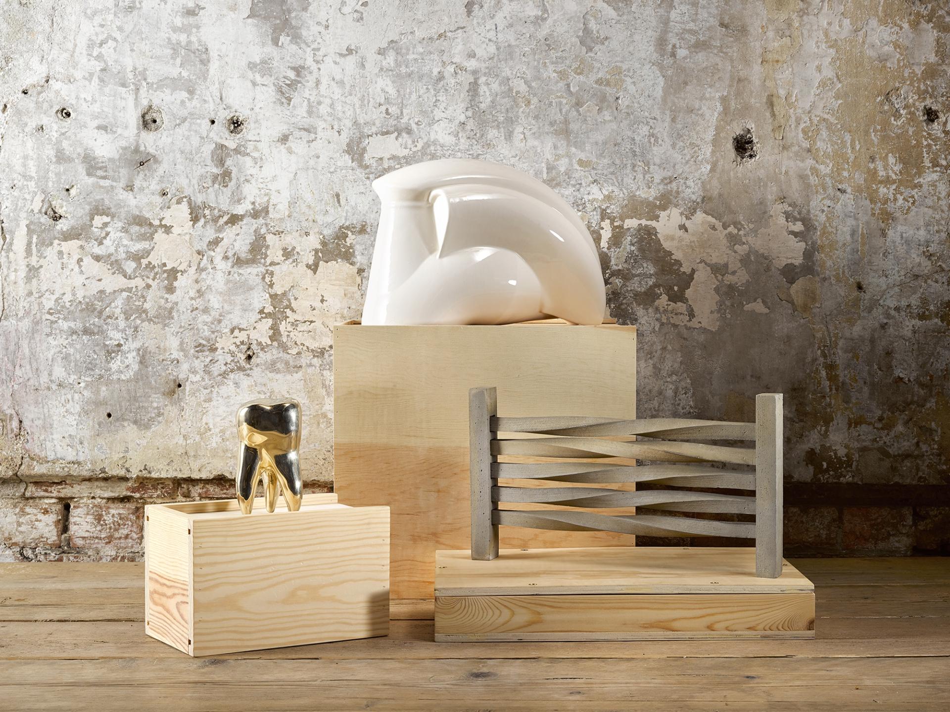Patrick Fry Studio Plinth