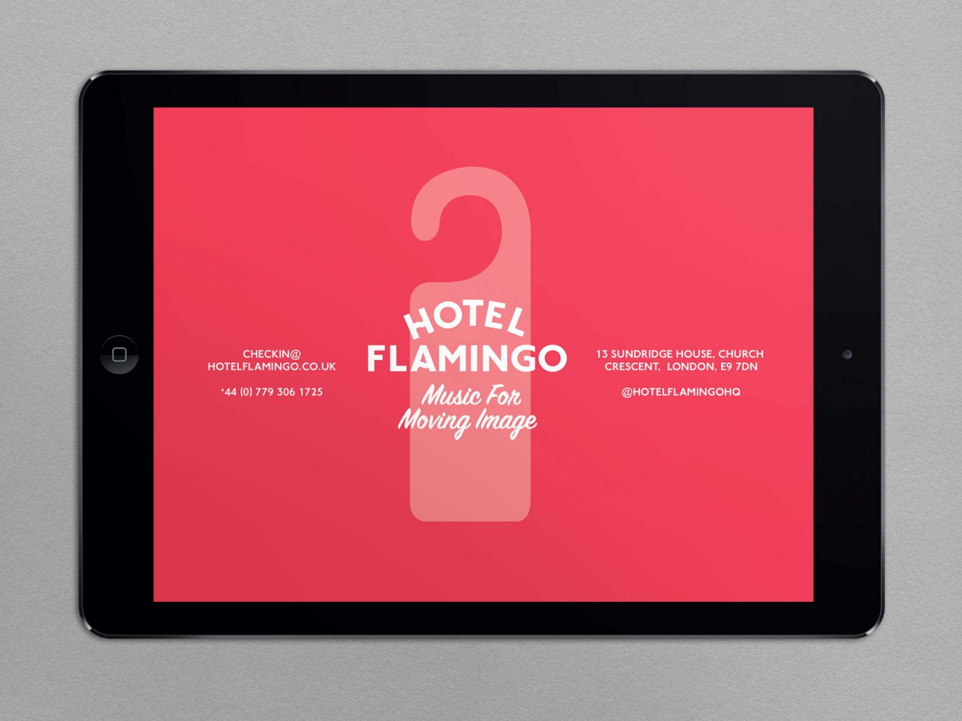 Patrick Fry Studio Hotel Flamingo