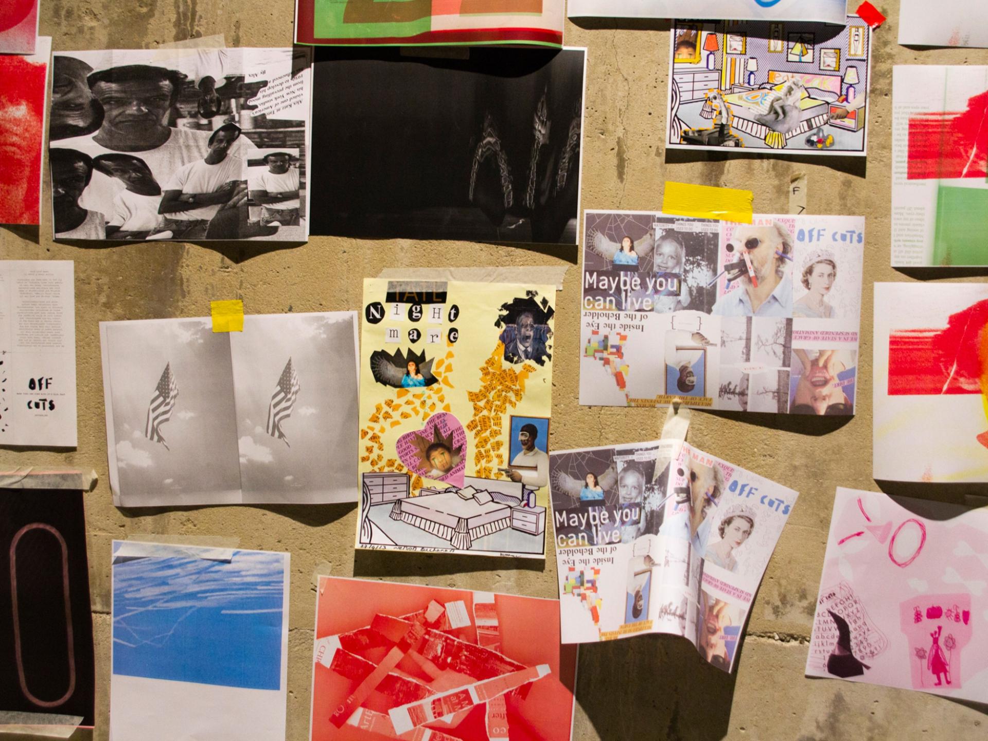 Patrick Fry Studio Tate Modern: Off Cuts