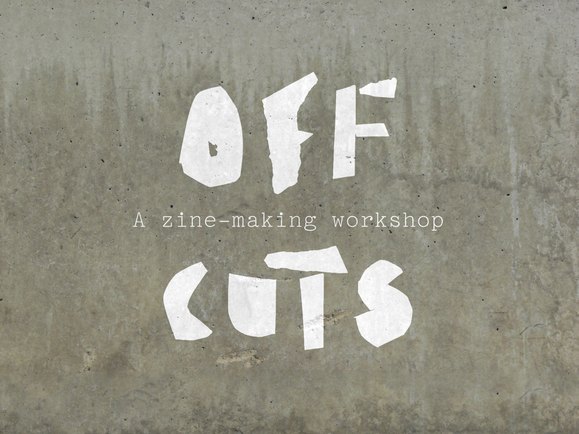 Patrick Fry Tate Modern: Off Cuts