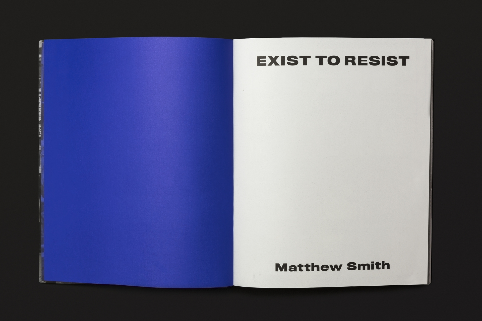 Patrick Fry Studio Exist to Resist