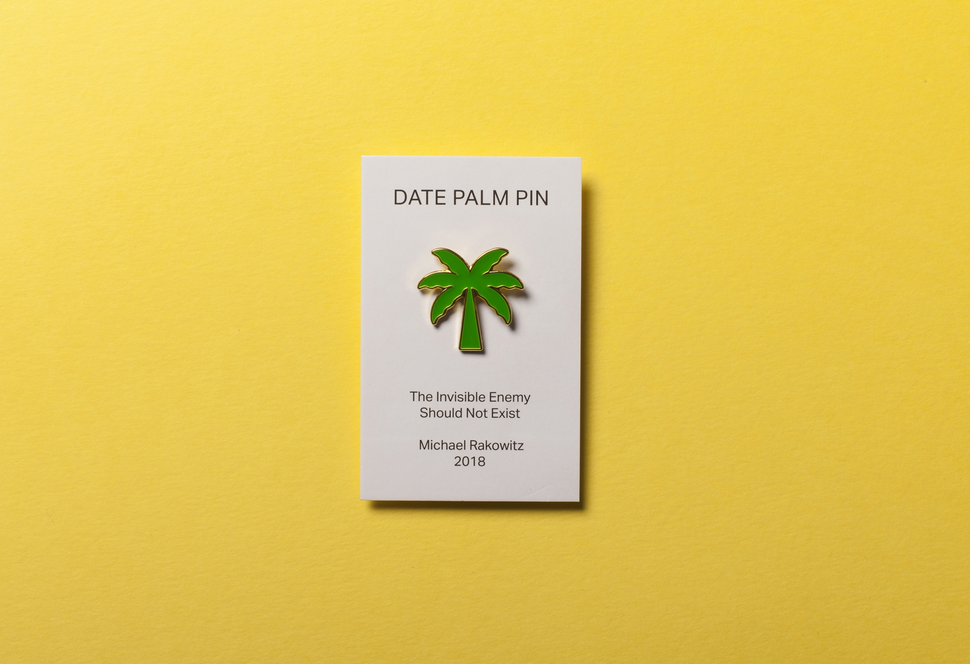 Patrick Fry Studio Michael Rakowitz — A House With A Date Palm