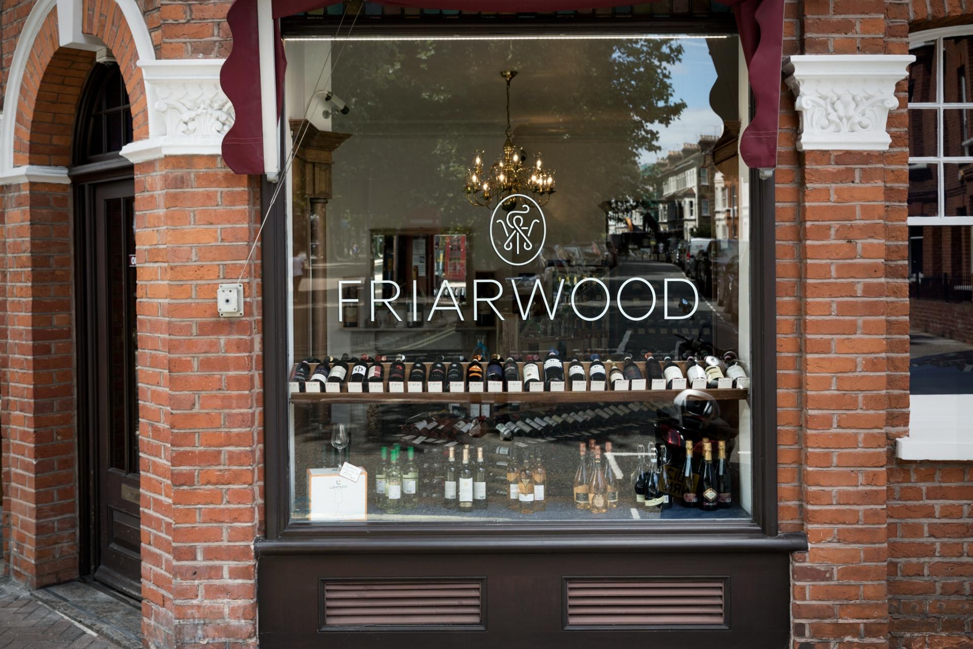 Patrick Fry Studio Friarwood