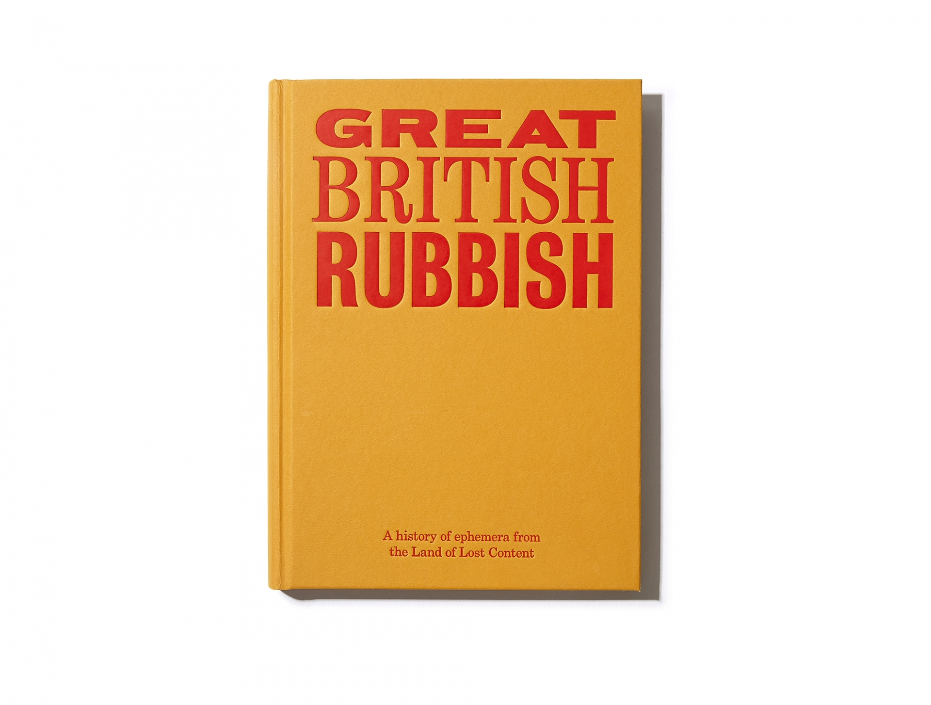 Patrick Fry Studio Great British Rubbish